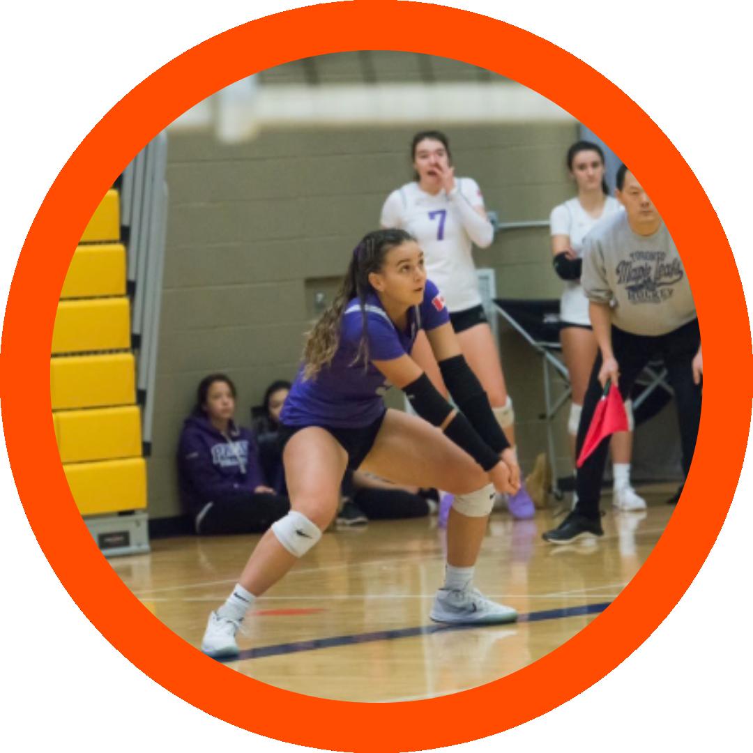 University Sports Recruiting | Women's Indoor Volleyball | Stefani M