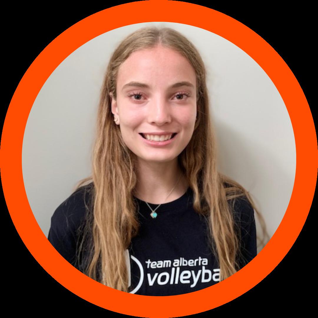 Alexia L | Beach Volleyball | Class of 2023 | Blocker