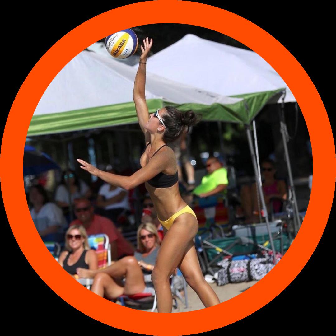 Kiara Dalla Pasqua | Beach Volleyball 2023 | Defender